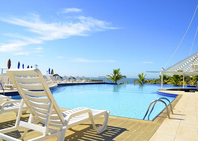 letní bazén
