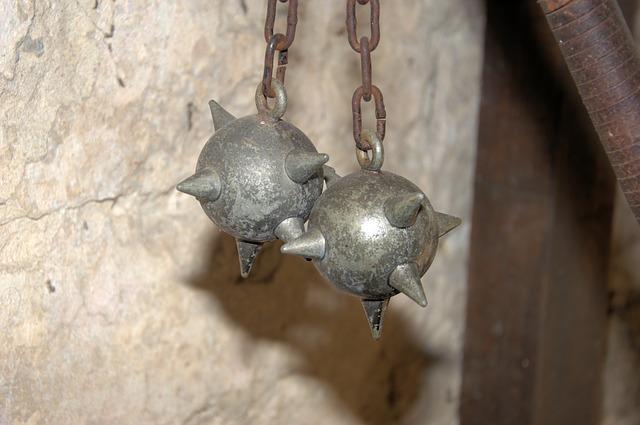 středověká zbraň - řemdih