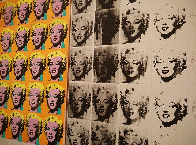 Warholova Marilyn Monroe
